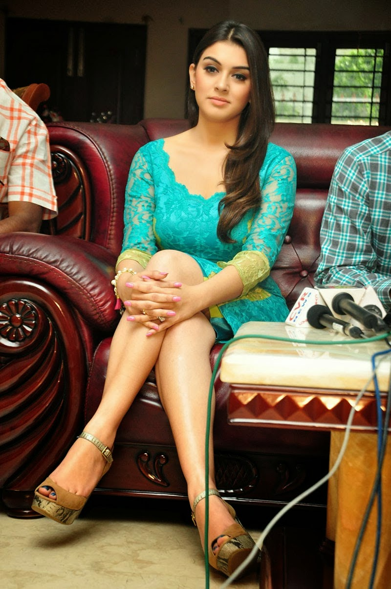 Hansika Motwani Latest Hot Thighs Hd Photos Gallery -2632