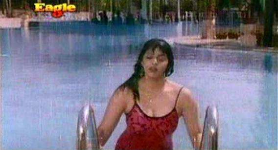 Actress Shraddha Arya Bikini Stills: INDIAN SEXY ACTRESS IMAGES: Hot Nagma In Swimsuit