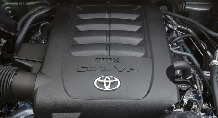 Toyota sắp bỏ động cơ V8