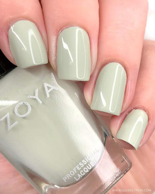 Zoya Leif 25 Sweetpeas