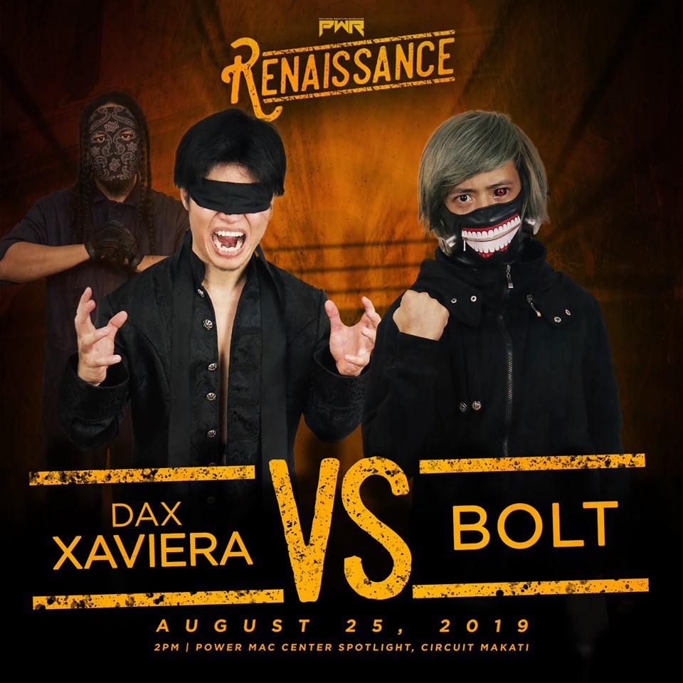 PWR Renaissance Predictions: Dax Xaviera vs. Bolt