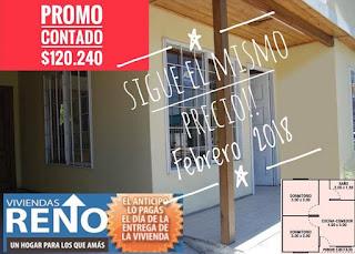 viviendas reno precios 2018 36 metros cuadrados promo