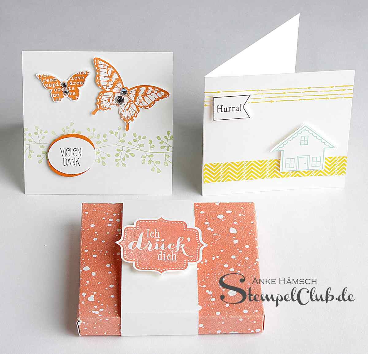 Kartenbox, Minikarten