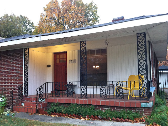 Greatest Makin' it in Memphis: {House}: Exterior Renovation - Done! LF25
