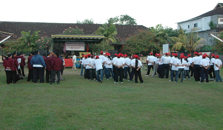 Civitas STISPOL Wira Bhakti, Denpasar.