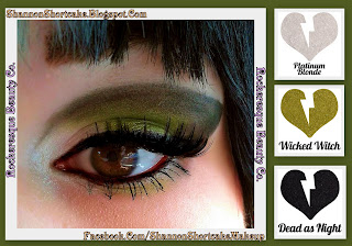 Shannon Shortcake (Makeup Addict): Review and First Look