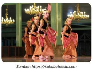 Tari Serimpi, dari Jawa Tengah www.simplenews.me