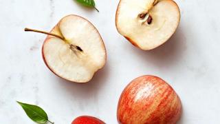 Ένα μήλο έχει περίπου 100 εκατομμύρια βακτήρια