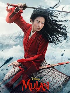 Mulan (2020) Subtitle Indonesia [HD + Softsub]