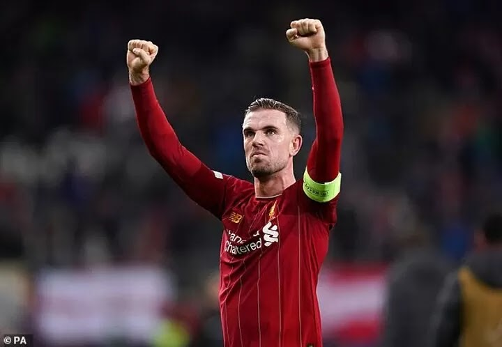Liverpool 'to open talks' over new deal with captain Jordan Henderson