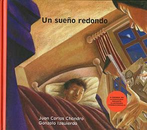 Ilustración del cuento Un sueño redondo de J. C. Chadro