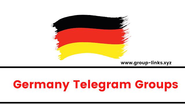 Germany Telegram Groups & Channels