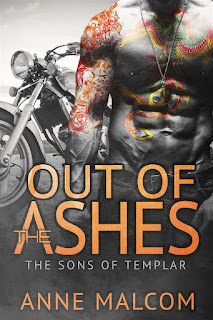 Out of the ashes | The sons of templar #3 | Anne Malcom