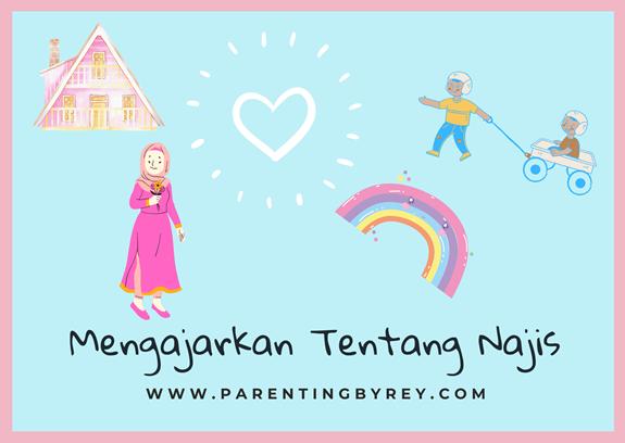 Mengajarkan Tentang Najis Pada Anak