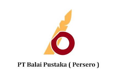 Lowongan Kerja PT Balai Pustaka (Persero) Terbaru 2021-2022 Untuk D3 S1