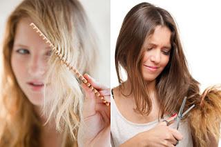 علاج تساقط الشعر والتقصف بـ 5 خطوات أساسية