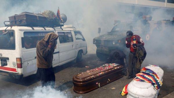 Evo Morales: Responsables del golpe de Estado en Bolivia serán juzgados por masacres