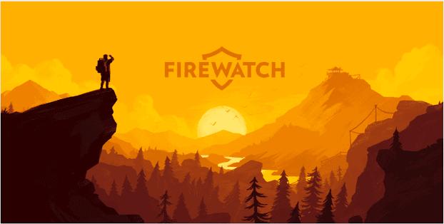 Firewatch (PS4 Games)