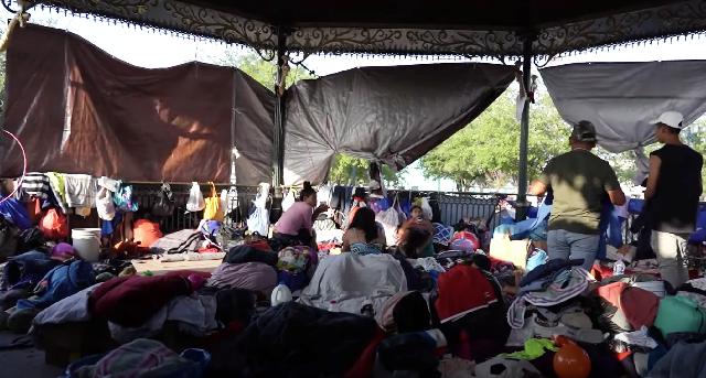 Solicita CNDH proteger la salud de migrantes en Reynosa, ante casos de COVID-19