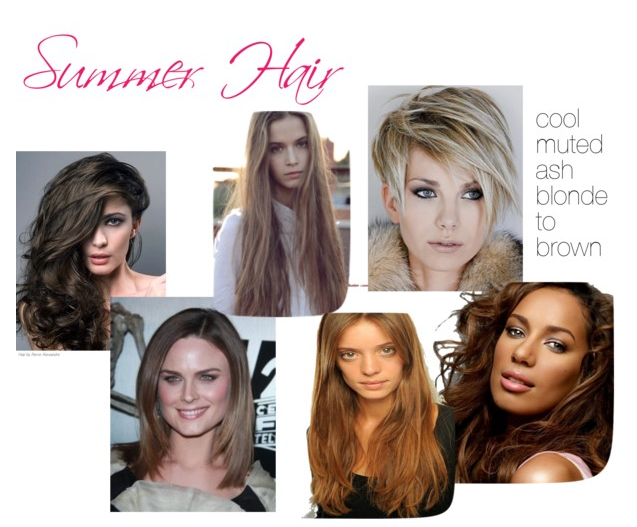 Hair By Season Soft Summer