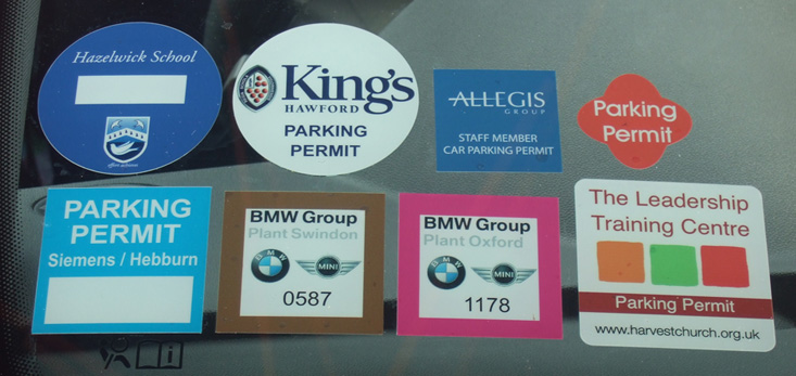Car sticker for simple it can be known as windscreen sticker just like our previous road tax sticker its a pvc material in transparent base printed with