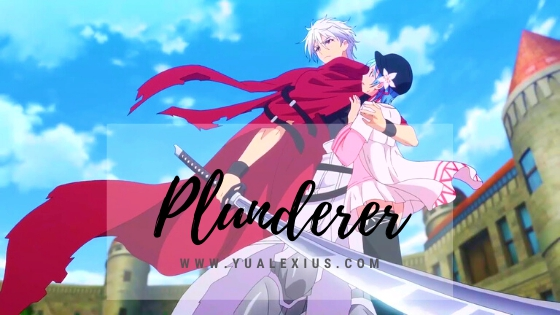 Plunderer TV Anime Adaptation