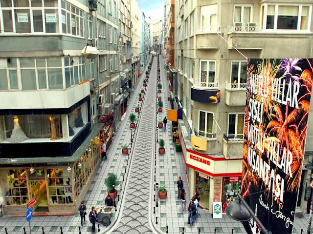 شارع عثمان بيك