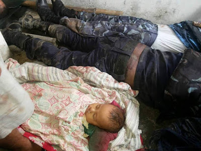 tikapur protesters killed police in nepal