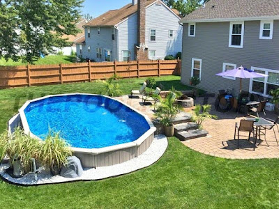 In Ground Pools Benefits