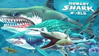 تحميل لعبة هنجري شارك للاندرويد - تنزيل Hungry Shark World