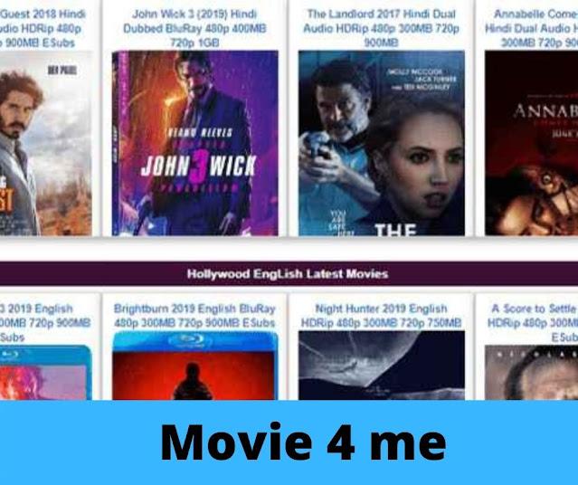 Movie 4 me
