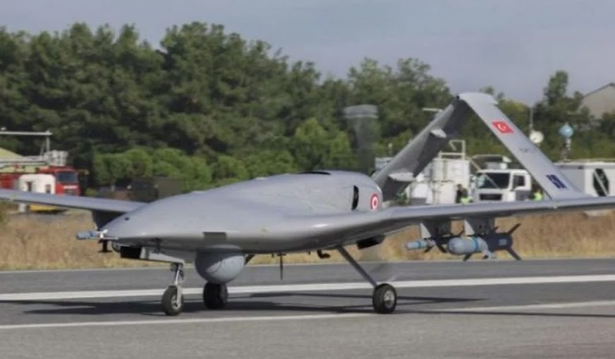 Οπλισμένα drones στην Ουκρανία πουλάει η Τουρκία!