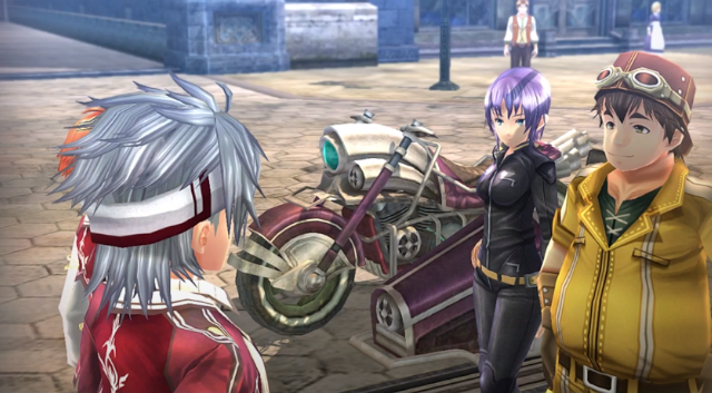 Angelica Rogner Trails of Cold Steel Chapter Capítulo 6 Progressice Caos