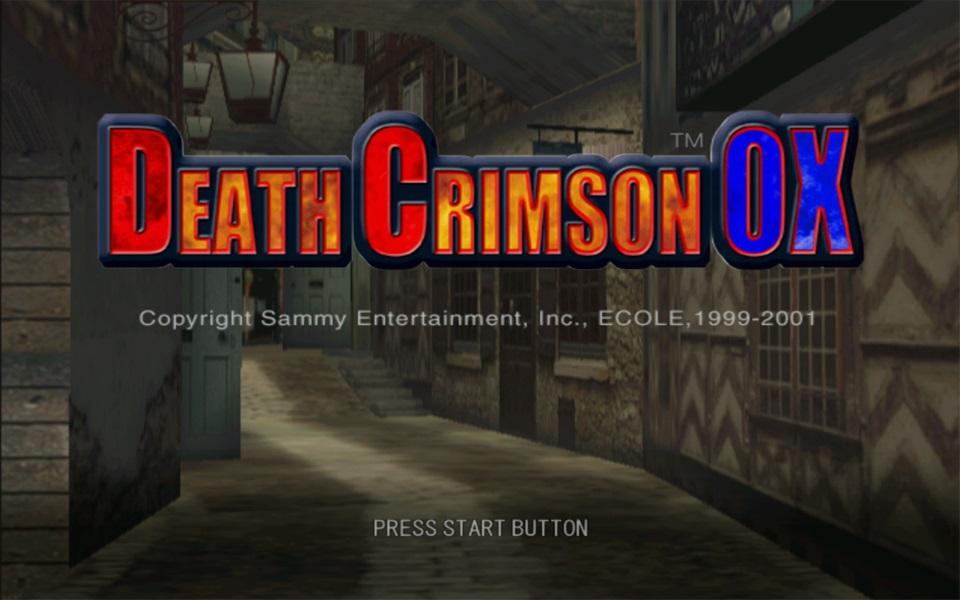 Death Crimson OX Rom