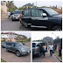 Rotimi Amaechi spotted giving lift to stranded public servants in Abuja