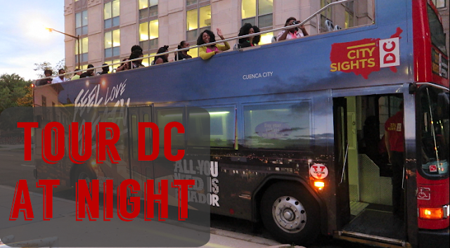 Tour the Nation's Capital at Night