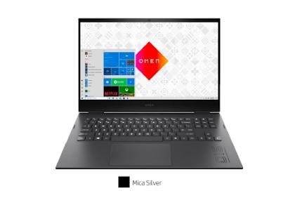 Laptop gaming terbaru 2021 dari HP