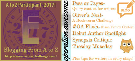 #AtoZchallenge 2017 Operation Awesome _letter title_