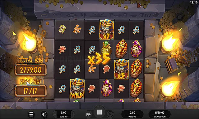Ulasan Slot Relax Gaming Indonesia - Ramses Revenge Slot Online