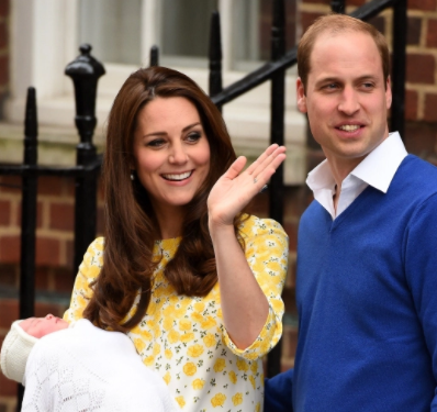 The Duchess of Cambridge has welcomed a baby boy