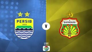 Persib Bandung vs Bhayangkara FC Digelar di SJH Minggu 30 Juni 2019