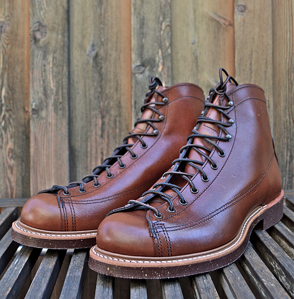 LIFE TIME GEAR: RED WING SHOES | HERITAGE AT ITS BEST: ICONIC ...