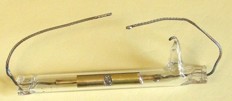 Coesor caseiro - Detector de sinais eletromagnéticos.