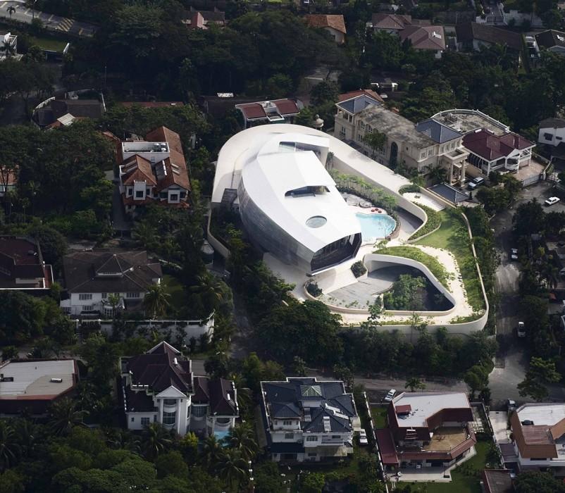 Rumah Paling Mahal Dan Mewah Di Malaysia Nadhie Wueen