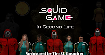 Squid Game in Second Life
