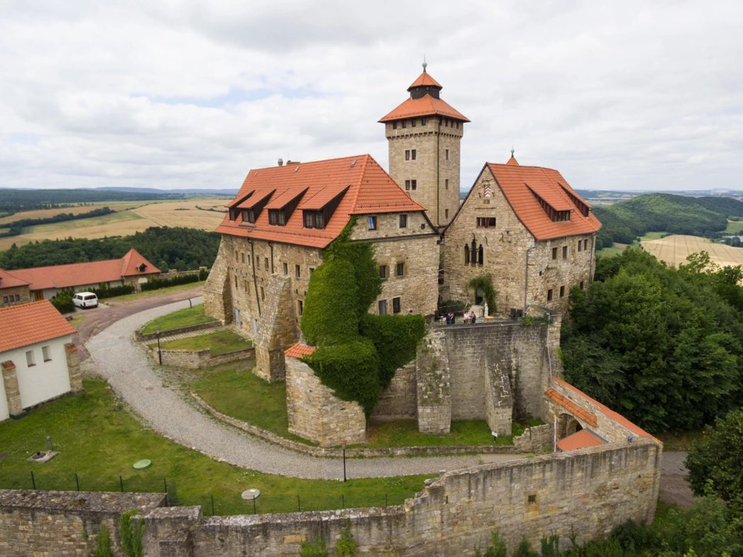 Wachsenburg Castle Germany
