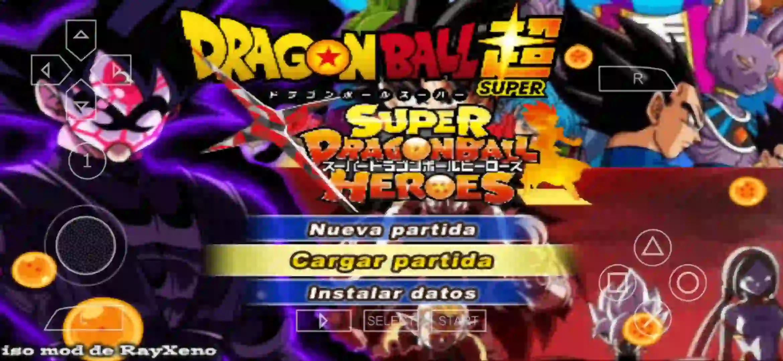 Dragon Ball Heroes VS Dragon Ball Super