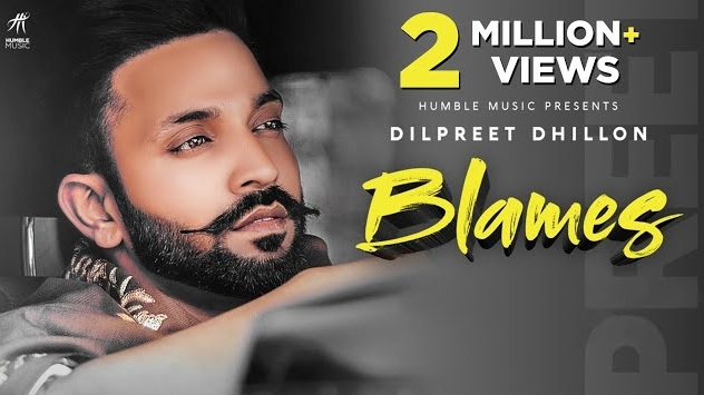 Blames Lyrics - Dilpreet Dhillon