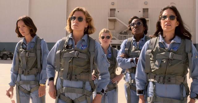 Mujeres astronautas: Feminismo, lucha racial y de identidad sexual en 'For All Mankind'.