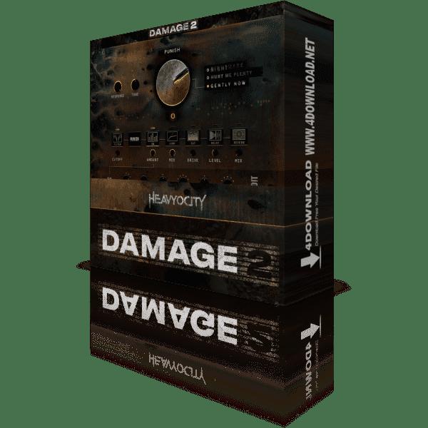 Damage 2 by Heavyocity - Kontakt - Torrent Download